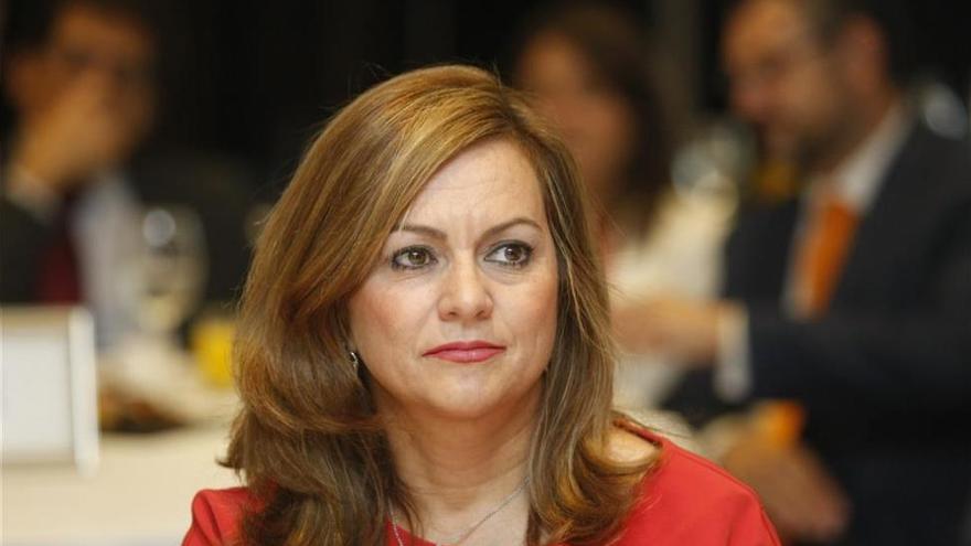 La cordobesa María Jesús Serrano, número tres del PSOE andaluz