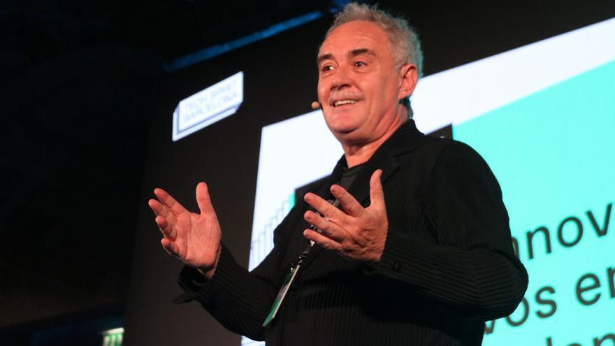 """Ferran Adrià: """"El 2021 serà l'any de la museïtzació d'El Bulli 1846"""""""