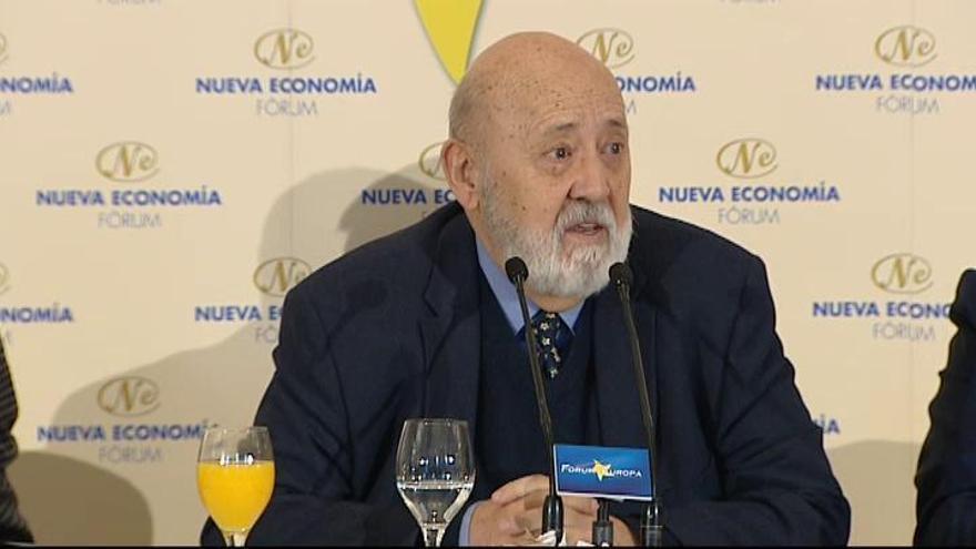 """Tezanos se defiende: """"No soy adivino"""""""