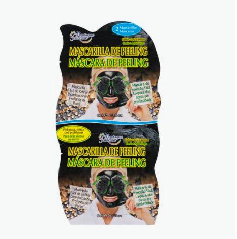 Producto 'black mask' para 'peeling', vendido por Mercadona.