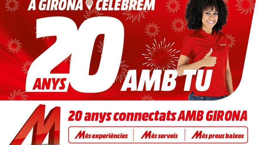 MediaMarkt Girona: 20 anys amb la clau de l'èxit