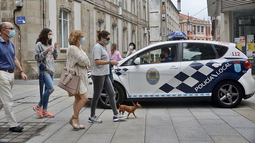 Miles de multas impuestas por no llevar mascarilla y solo 257 cobradas