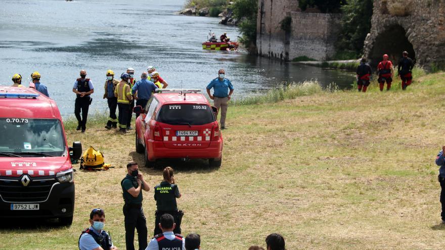 Troben el cadàver del noi de quinze anys desaparegut al riu Ebre, a Miravet
