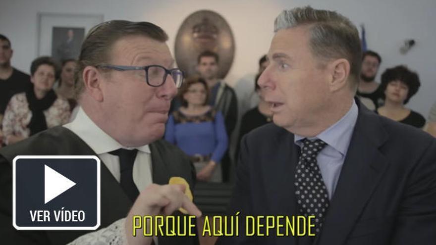 Los Morancos versionan 'Despacito' para criticar la sentencia del 'Caso Nóos'