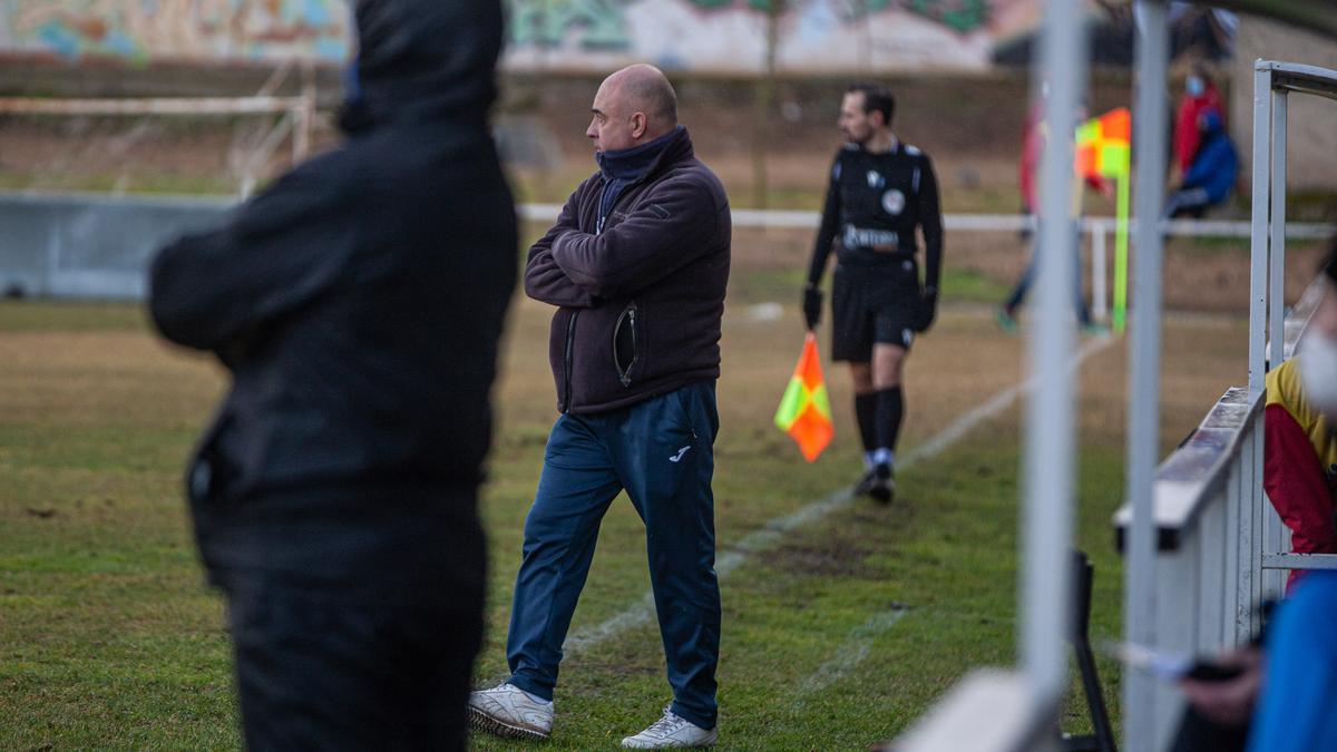 Santi Redondo vuelve al CD Benavente