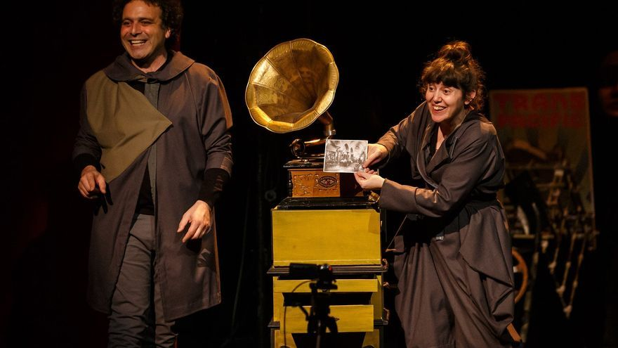 """Baychimo Teatro representa en Toro """"La leyenda de Sally Jones"""""""