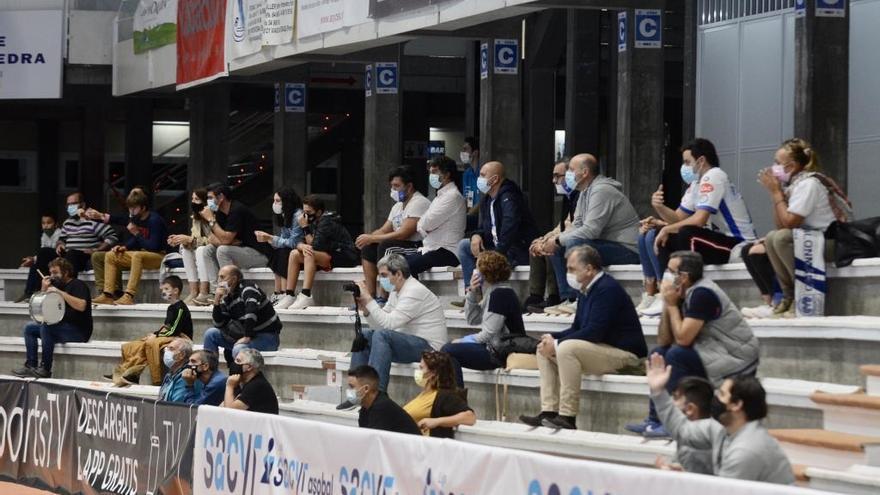 La Xunta limita a un máximo de 300 el aforo de eventos deportivos al aire libre y 100 en interior