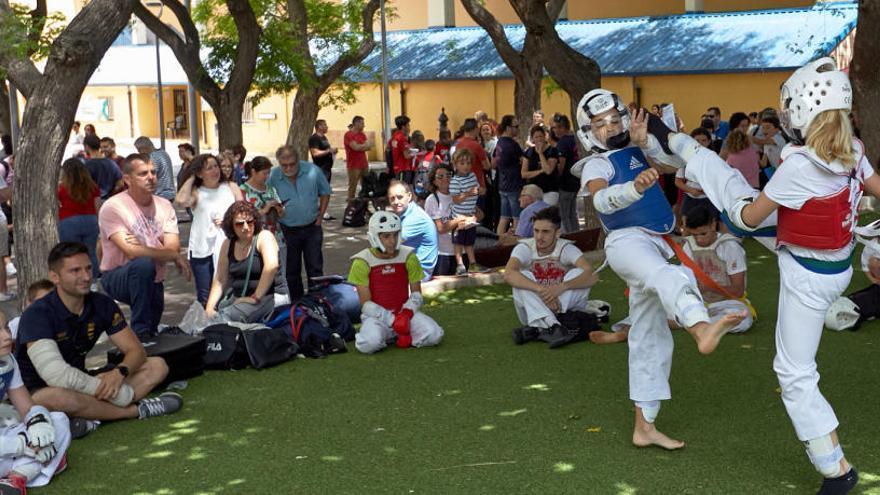 Cinco mil niños celebran el  «Día Olímpico»