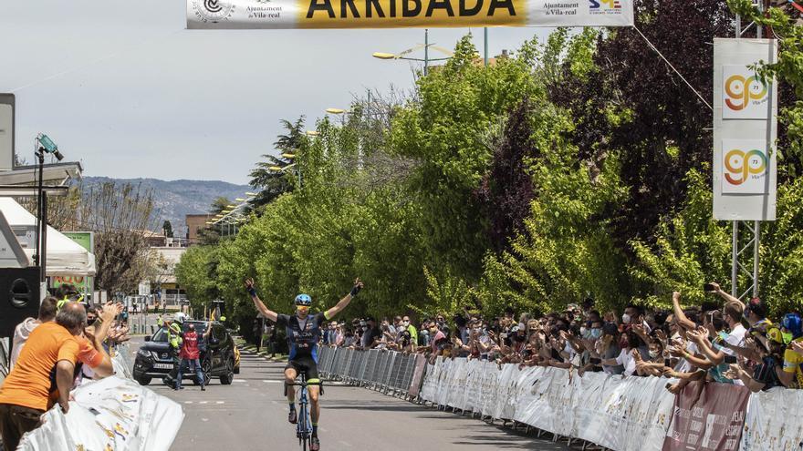 Acento inglés en el regreso del Gran Premi Vila-real de Ciclisme