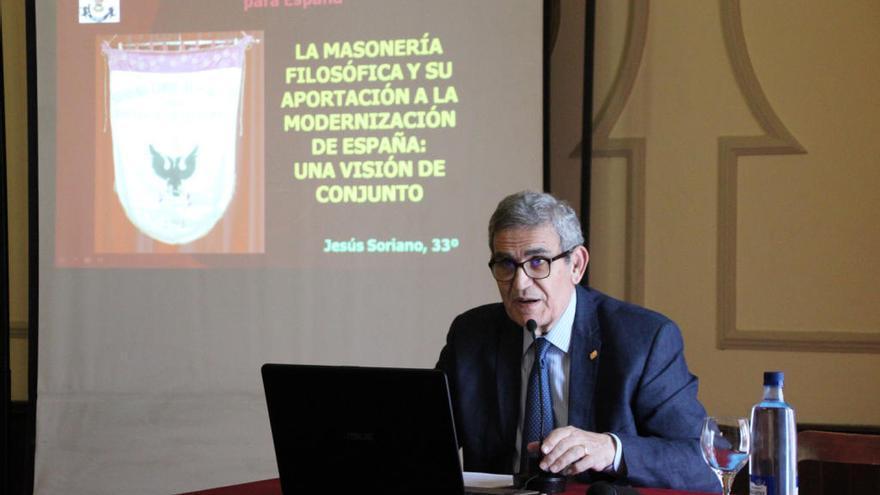 La casa museo acoge un seminario sobre la masonería en Canarias
