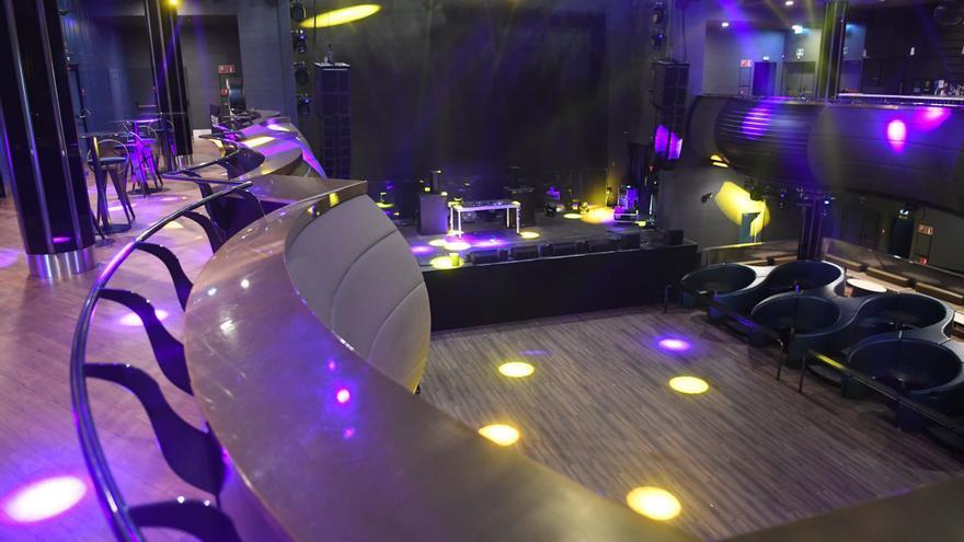Pelícano agota en menos de una hora las entradas para la prueba piloto del ocio nocturno en A Coruña