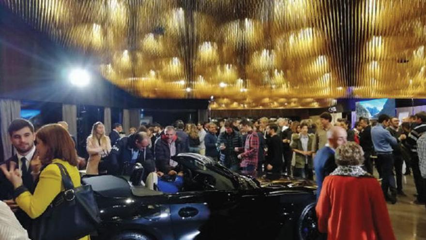 Novomóvil presenta el nuevo BMW Serie 3