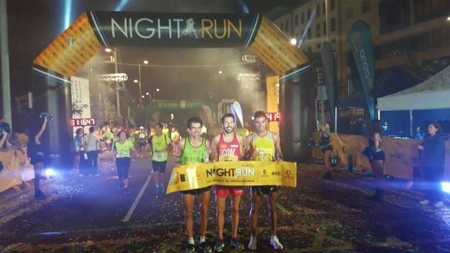 Clasificaciones de la HSR LPA Night Run 2017