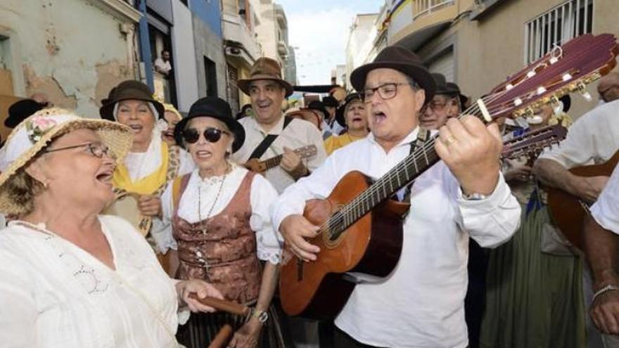 Gran Canaria disfruta de un 'finde' de belingo
