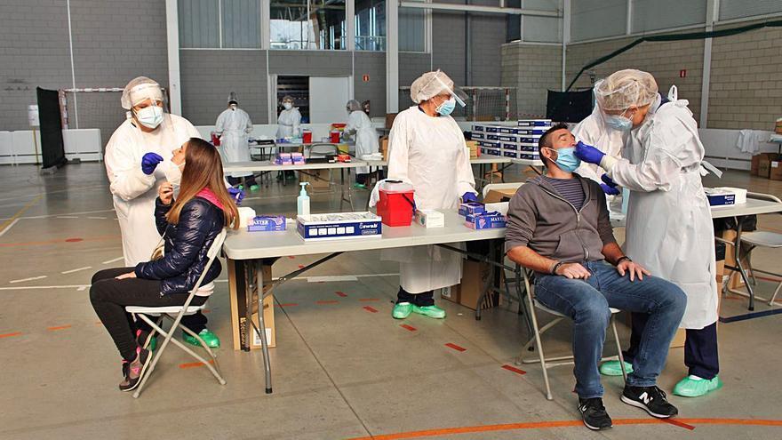 Salut tornarà a fer proves PCR als contactes estrets