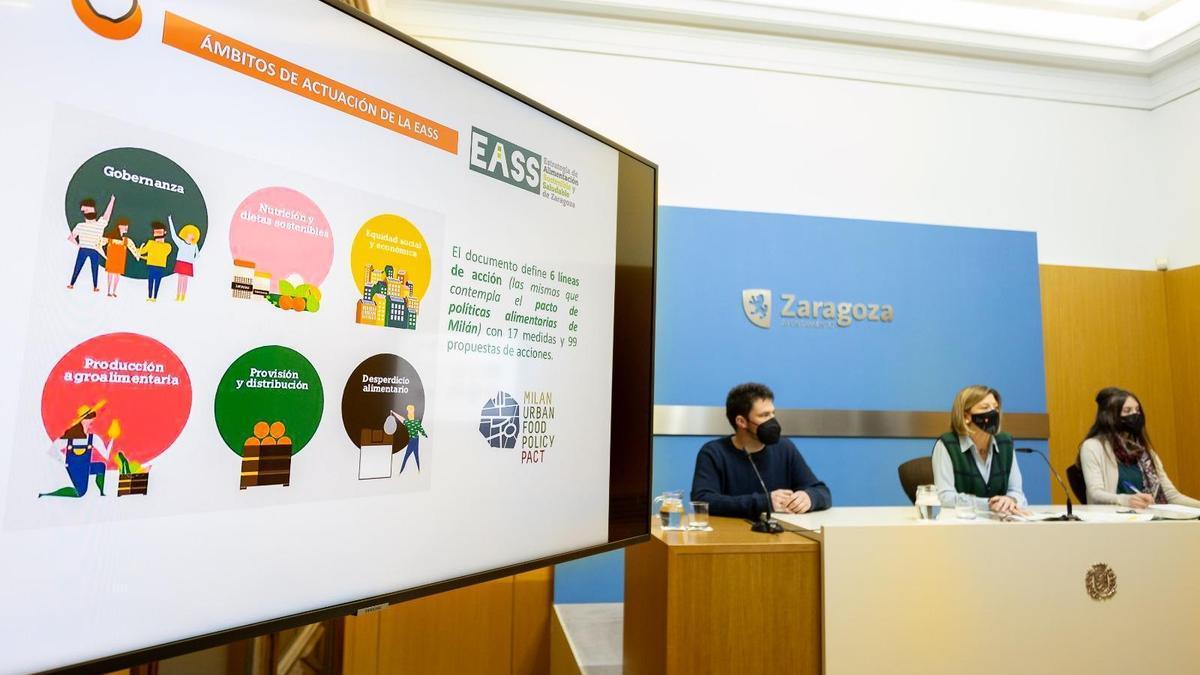 El Consejo Alimentario de Zaragoza sale a consulta pública