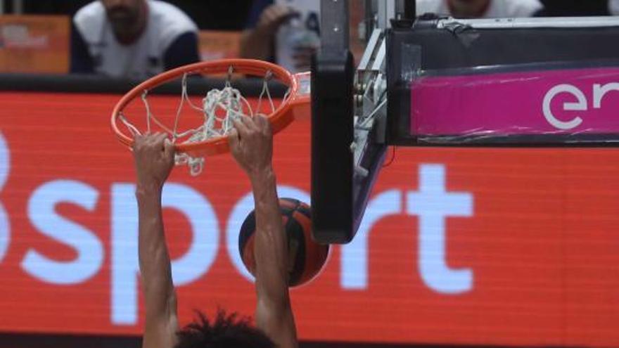 El Valencia Basket pasa por encima del Manresa en 16 minutos