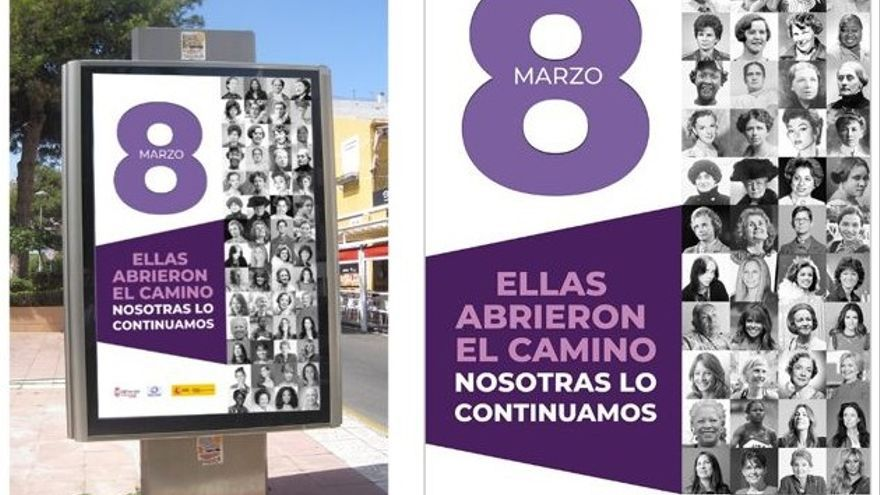 """Torrevieja conmemora el 8-M con el ciclo de cine on line """"Mujeres de Cine"""""""