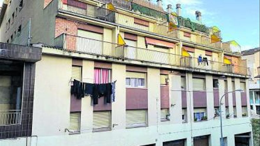 Solsona no té cap cas d'ocupació de pisos que generi conflictes a la ciutat