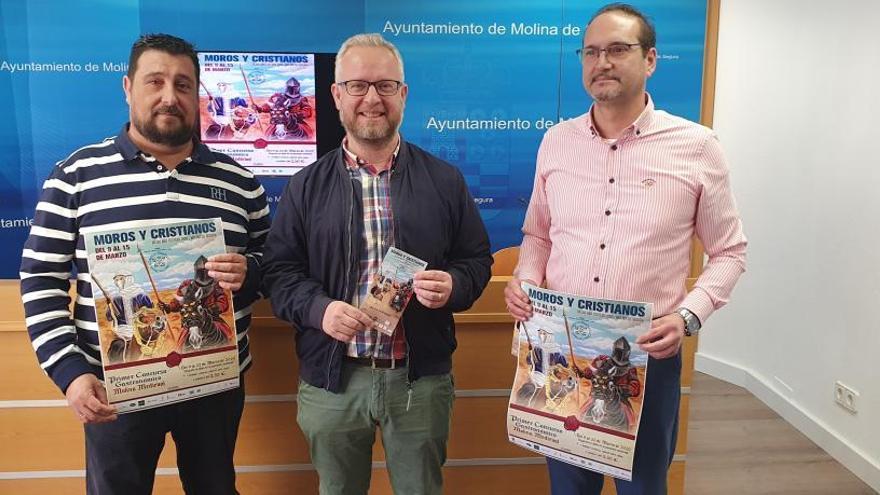 Llega el 'I Concurso Gastronómico Molina Medieval' el 9 de marzo