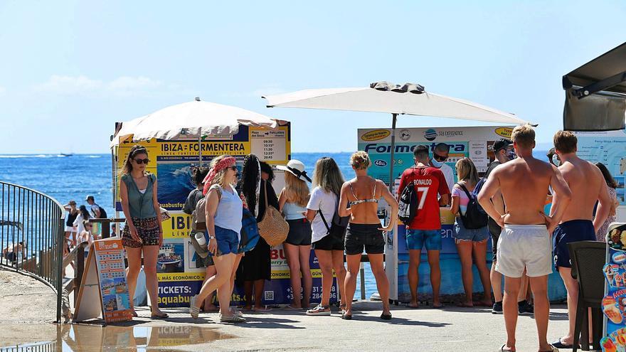 Ibiza y Formentera recuperaron en junio casi la mitad del turismo perdido por el covid