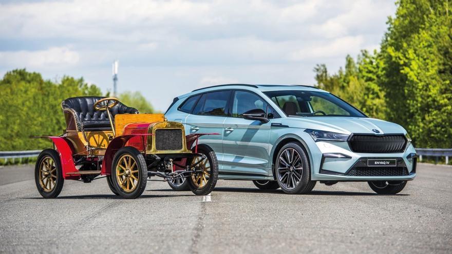 125 años de Skoda, una de las marcas de coche más antiguas del mundo
