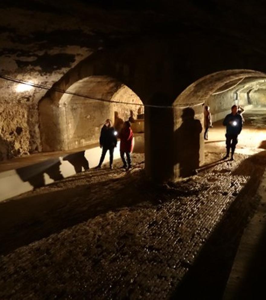 Un passeig underground