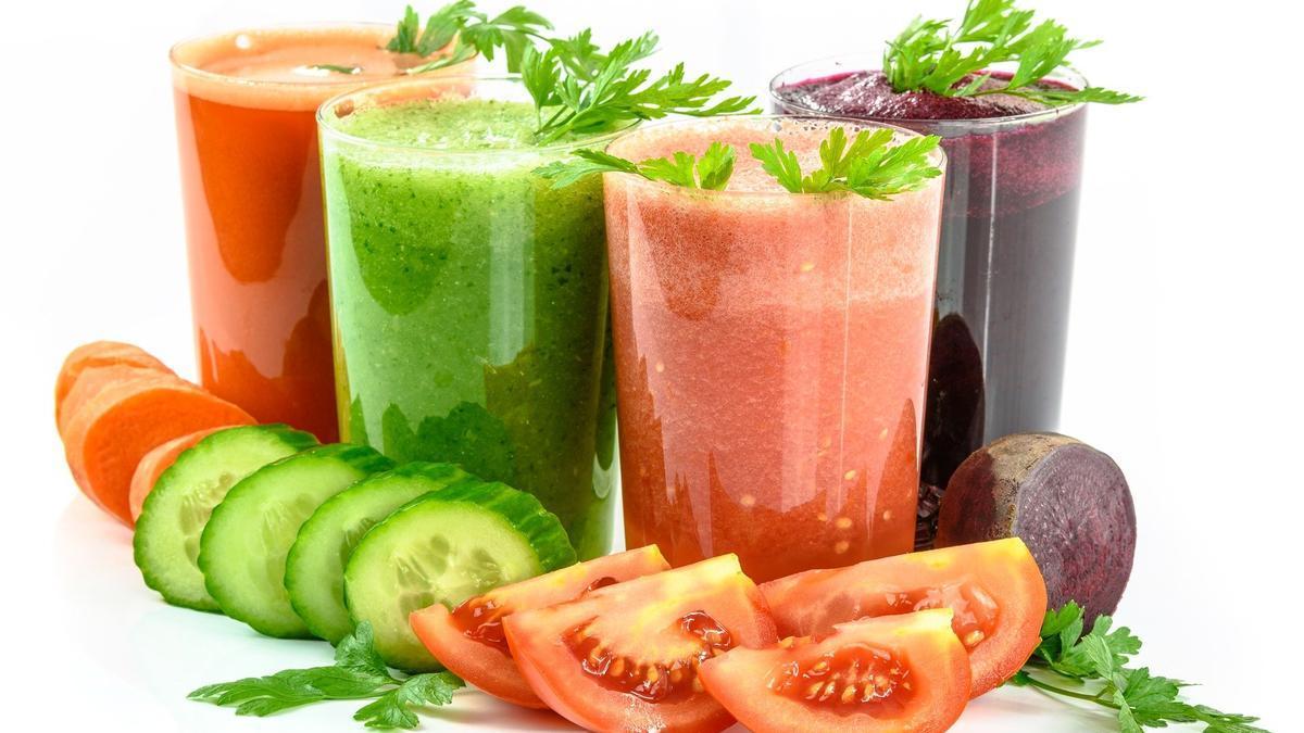 Dietas | Los batidos de verduras son una buena opción para adelgazar