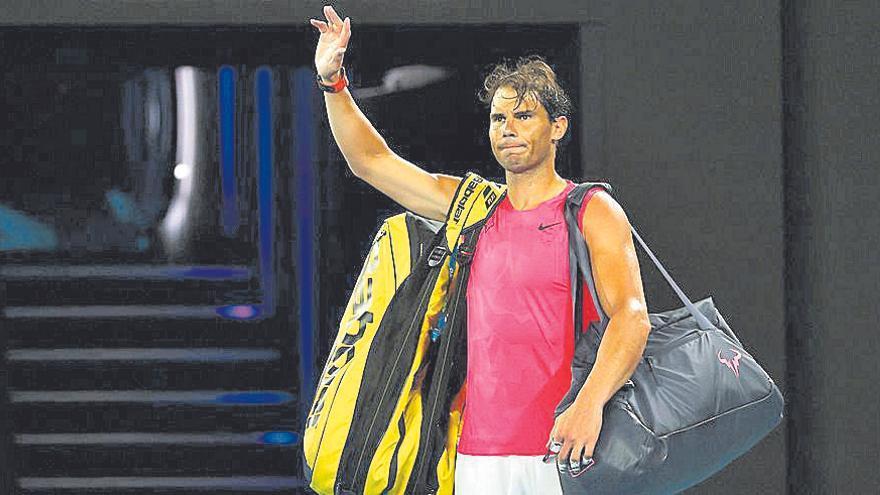 El tenis aspira recuperar el calor del público en 2021