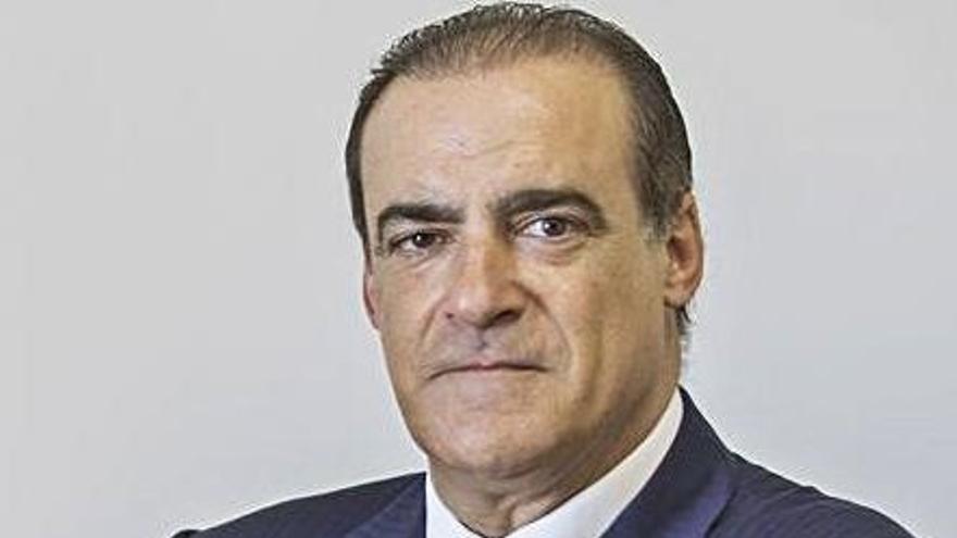 Pablo Serratosa. | F. BUSTAMANTE