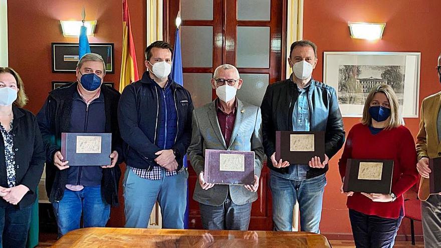 Alboraia recupera els bans municipals de la Guerra Civil