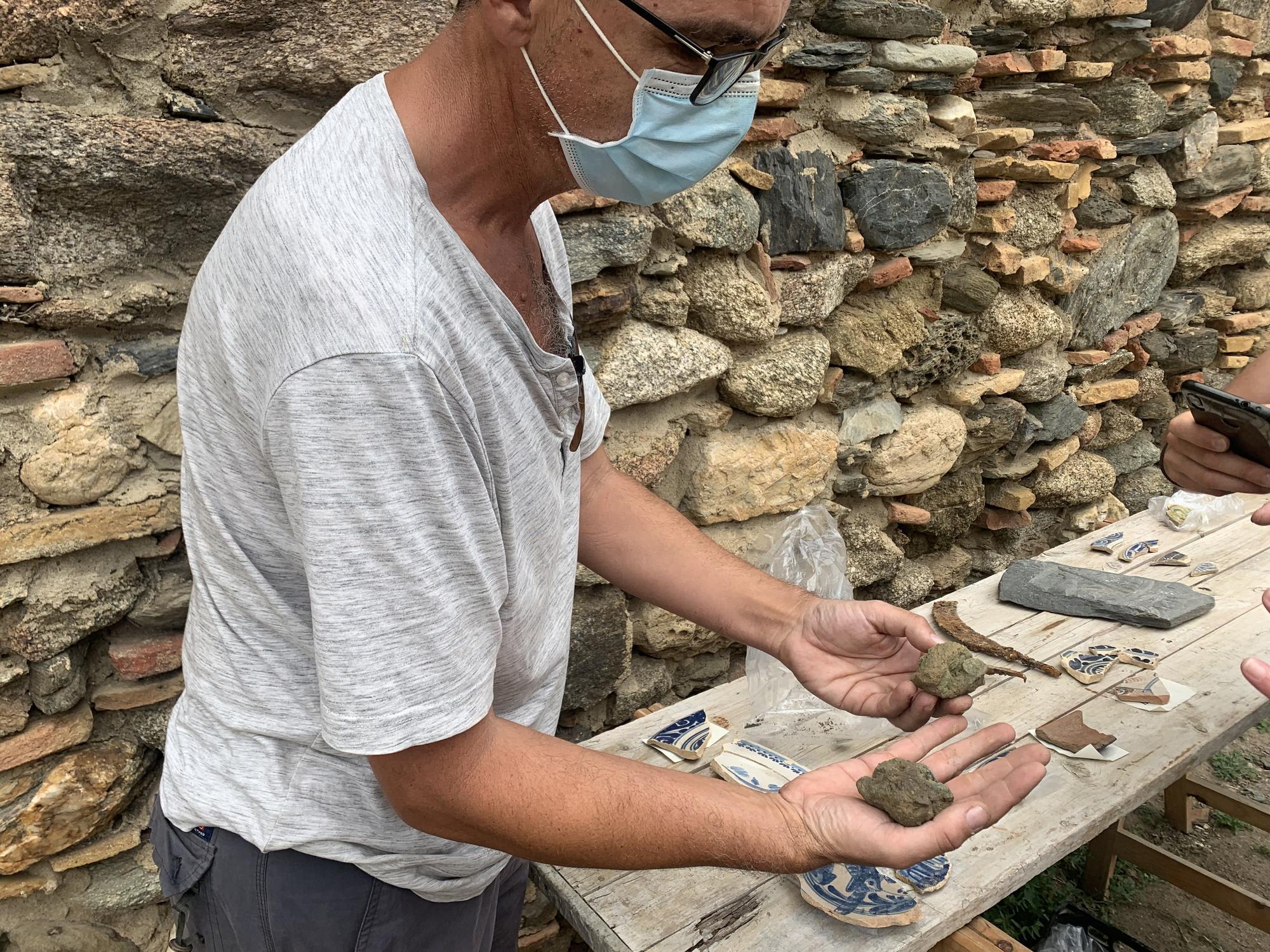 Campanya d'excavació arqueològica a la Ciutadella de Roses
