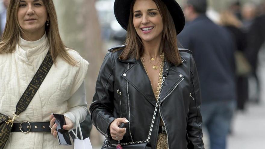 El look de Paula Echevarría para ir de compras que arrasa entre sus seguidores