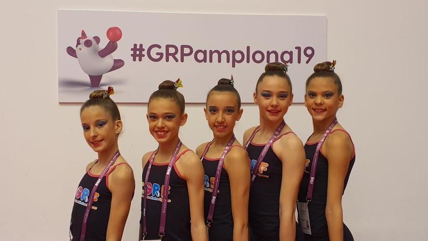 El CGR Figueres obté la 18a plaça a Pamplona