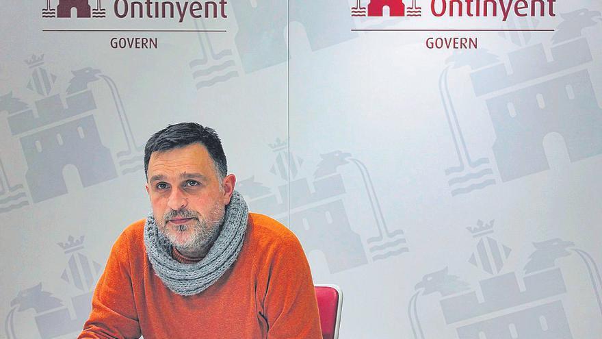 """El regidor Borrell destaca que la """"mantaescola"""" sitúa como ciudad innovadora a Ontinyent"""