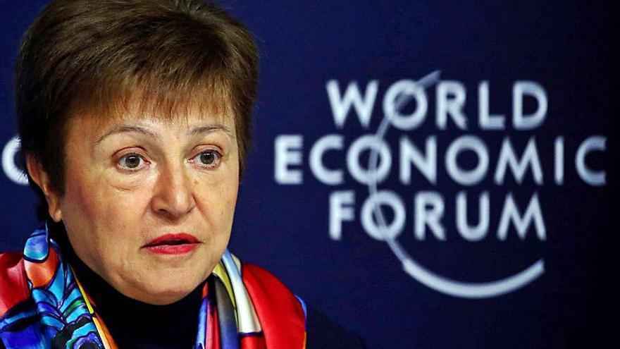 El FMI desinfla la recuperación de España al rebajarla al 5,9 % en 2021