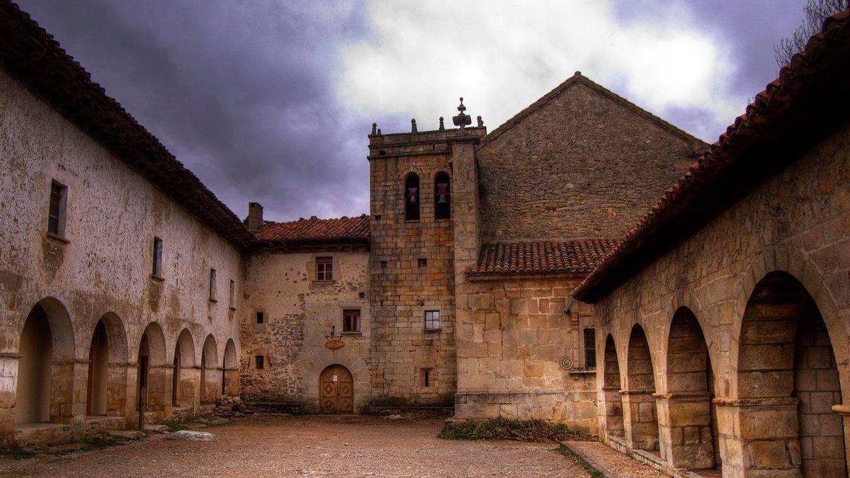 El conjunto de Sant Joan de Penyagolosa permanece clausurado al público desde hace varios años