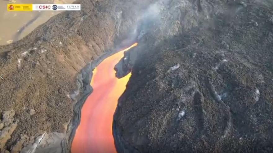 La Palma registra un terremoto 4,9 grados, el mayor desde que comenzó el enjambre sísmico previo a la erupción