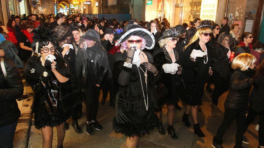 Ourense aplaza el Enterro da Sardiña
