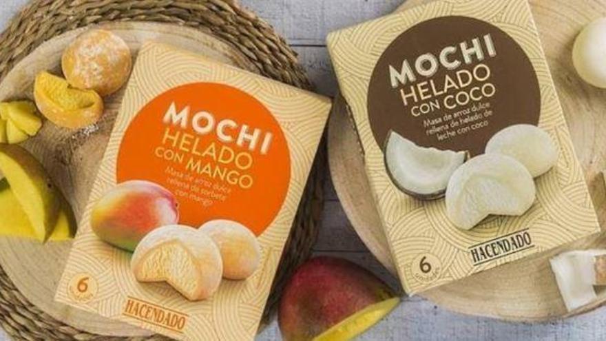 Mercadona vuelve a vender sus helados Mochi