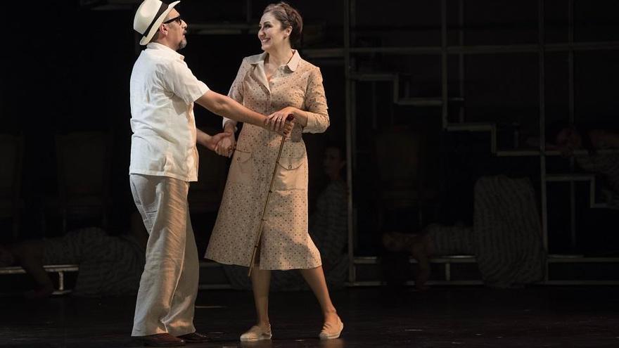 'María Moliner' se representará en el Teatro Campoamor de Oviedo