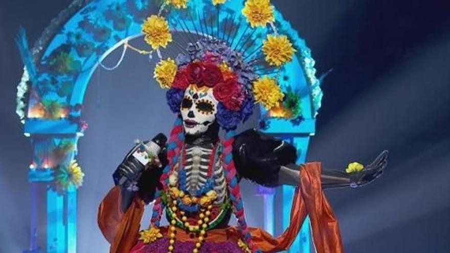 «Mask singer»: Paz Vega sorprèn com la Catrina