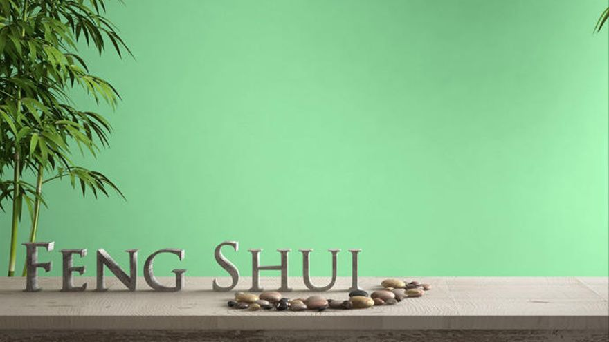 Feng shui para espacios reducidos.