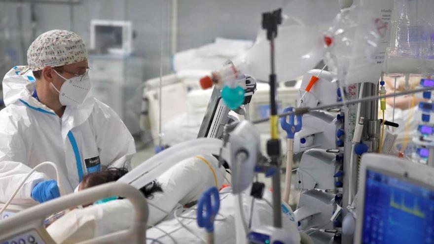 Sanidad notifica 93.822 contagios, nuevo récord en un fin de semana