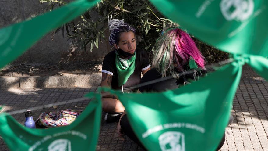 La despenalización del aborto en Chile tropieza en el Congreso