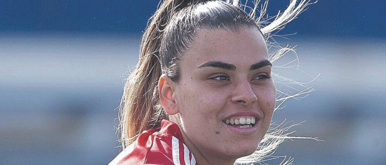 Misa Rodríguez, portera del Real Madrid y de la selección española.