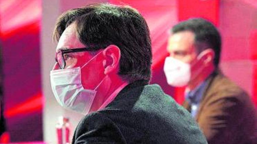 """Pedro Sánchez asegura que se """"superará"""" el ritmo de vacunación previsto"""