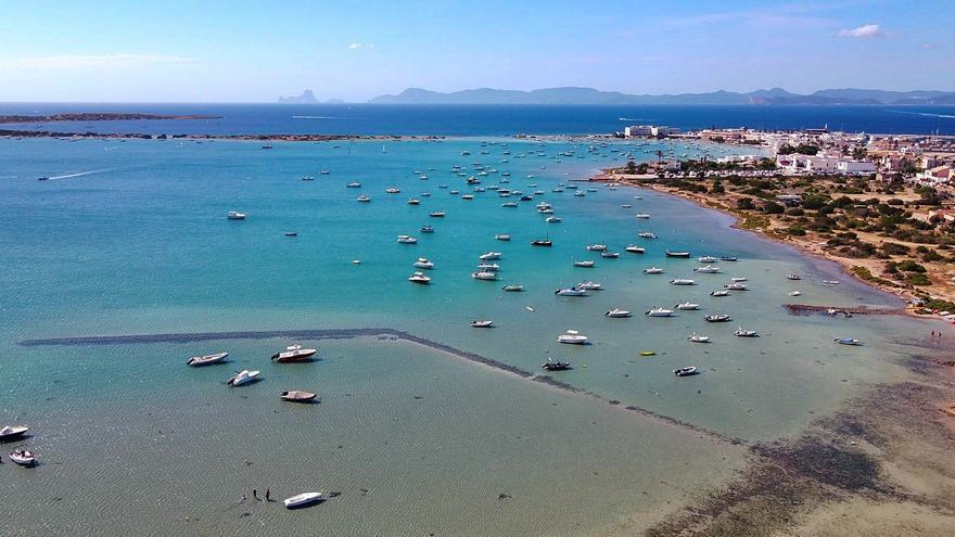 El Govern intensificará el control de los chárter en s'Estany des Peix