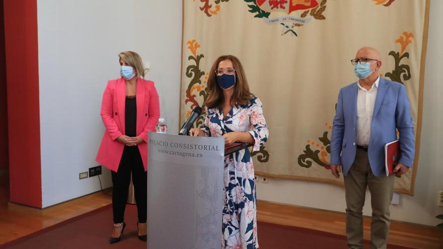 Cartagena intervendrá Lhicarsa si no corrige sus irregularidades en quince días