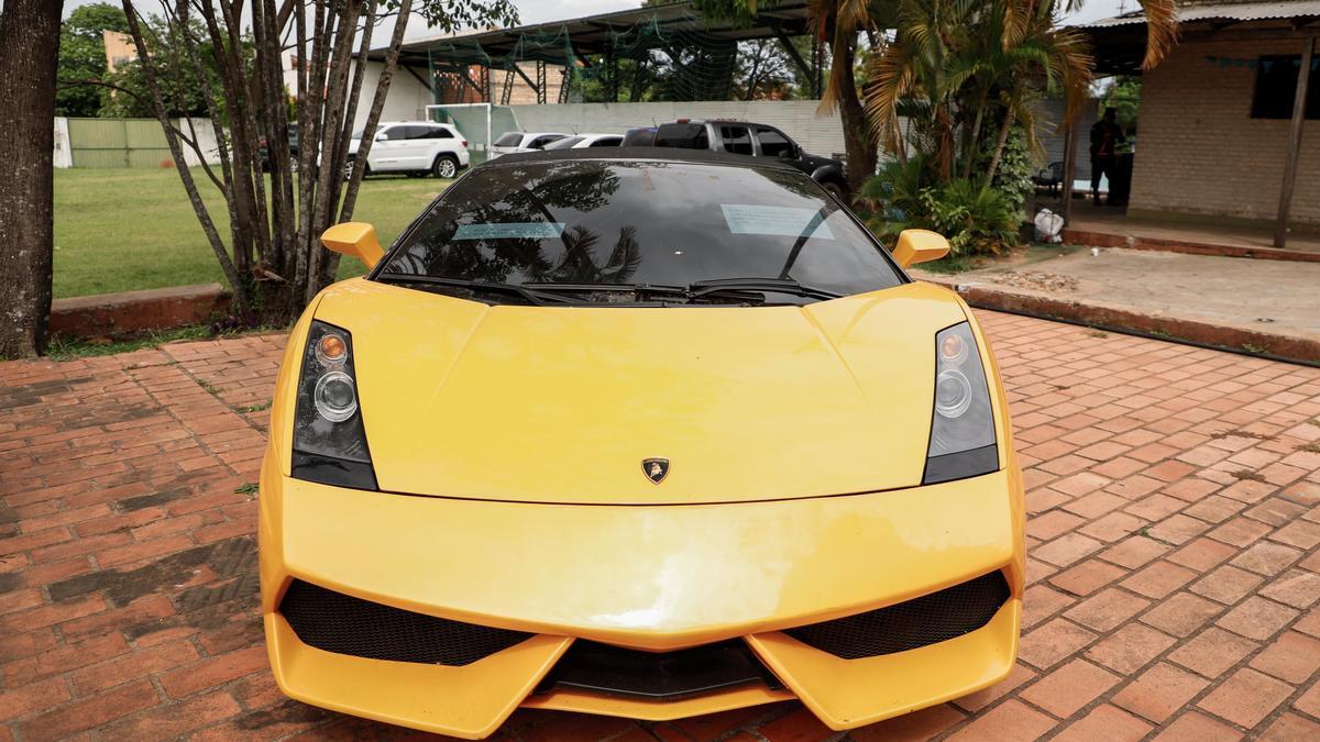 Un Lamborghini
